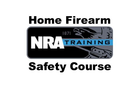 Firearms safety in the home